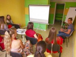 Наше навчання та виступи